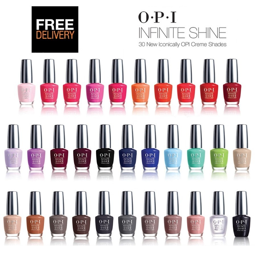 Opi Gel Lacquer Nail All Colours And Shades Nail Gel