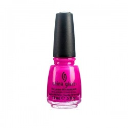 China Glaze Purple Panic Nail Polish 14ml