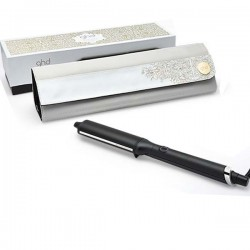 GHD ARCTIC GOLD CURVE GIFT SET - Curve classic wave wand & roll bag CLEARANCE