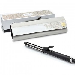 GHD ARCTIC GOLD CURVE GIFT SET - Curve creative curl wand & roll bag