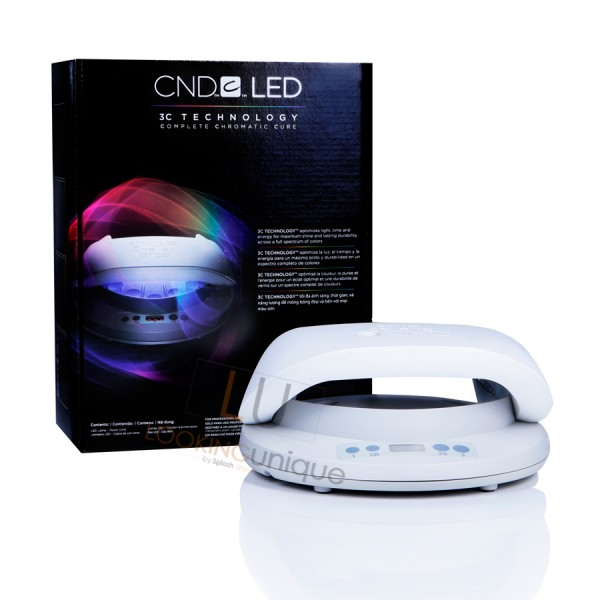 Cnd Shellac Brisa Led Light Lamp 3c Technology Complete Chromatic