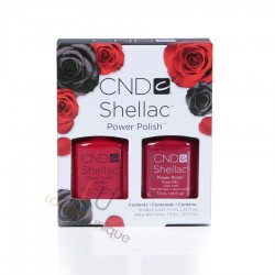 CND SHELLAC RUBY RITZ & WILDFIRE The Perfect Pair Gel Polish Set 2x 7.3ml