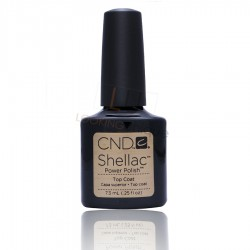 CND Shellac - Top Coat - Gel Nail polish 7.3ml
