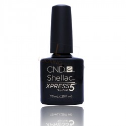 CND Shellac XPRESS5 - Top Coat - 7.3ml