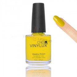 CND Vinylux - Bicycle Yellow Nail Lacquer 15ml