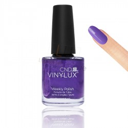 CND Vinylux - Grape Gum Nail Lacquer 15ml