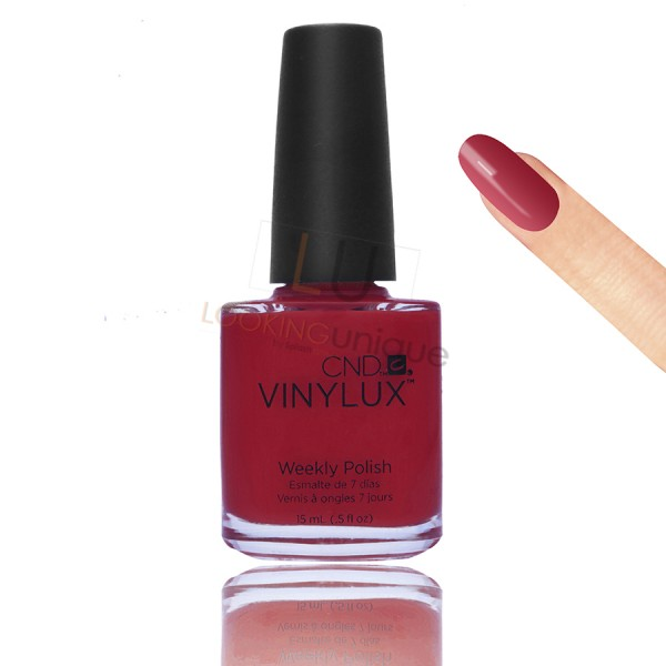 CND Vinylux - Lobster Roll Nail Lacquer 15ml