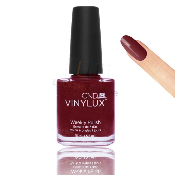 CND Vinylux - Red Baroness Nail Lacquer 15ml