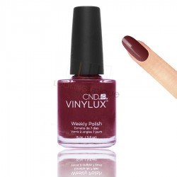CND Vinylux - Roudge Red Nail Lacquer 15ml