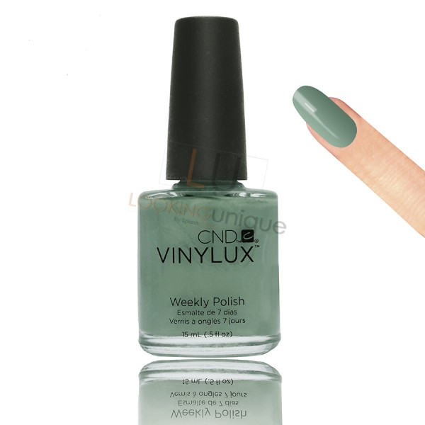 CND Vinylux - Sage Scarf Nail Lacquer 15ml