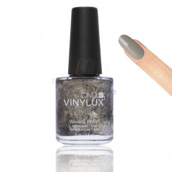 CND Vinylux - Steel Gaze Nail Lacquer 15ml