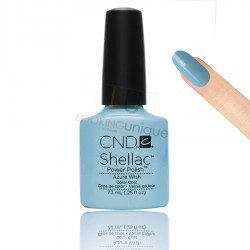 CND Shellac - Azure Wish - Gel Nail polish 7.3ml