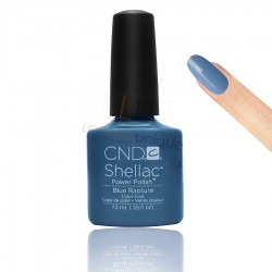 CND Shellac - Blue Rapture - Gel Nail polish 7.3ml