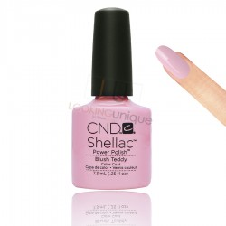 CND Shellac - Blush Teddy - Gel Nail polish 7.3ml