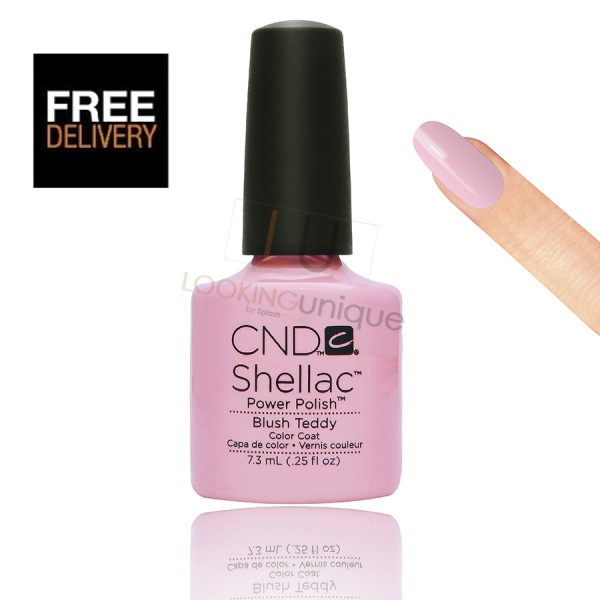 Conosciuto CND Shellac UV Nail Polish 2017 COLOURS / NEW WINTER STARSTRUCK  UN18