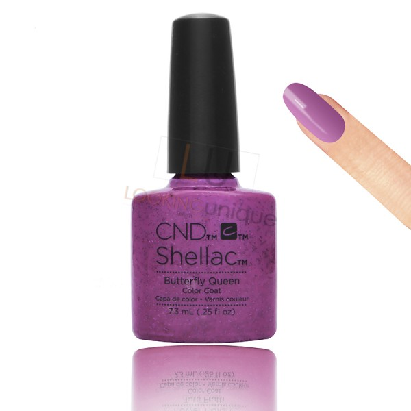 CND Shellac - Butterfly Queen - Gel Nail polish 7.3ml