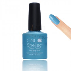 CND Shellac - Cerulean Sea - Gel Nail polish 7.3ml