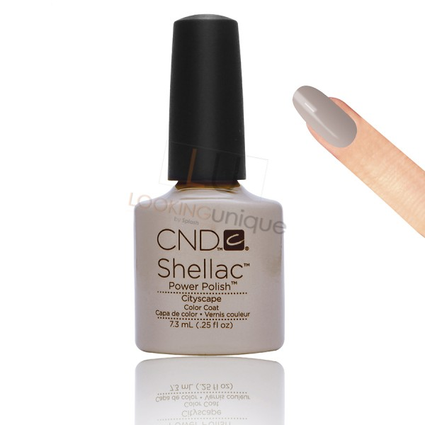 CND Shellac - Cityscape - Gel Nail polish 7.3ml