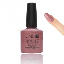 CND Shellac - Clay Canyon - Gel Nail polish 7.3ml