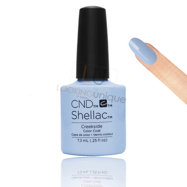 CND Shellac - Creekside Color - Gel Nail polish 7.3ml