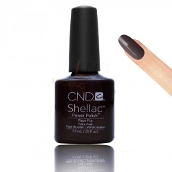 CND Shellac - Faux Fur - Gel Nail polish 7.3ml
