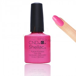 CND Shellac - Future Fuchsia - Gel Nail polish 7.3ml
