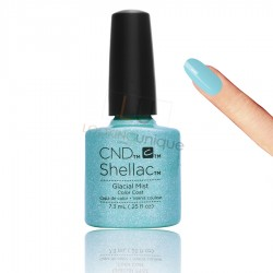 CND Shellac - Glacial Mist - Gel Nail polish 7.3ml
