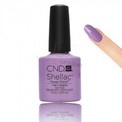 CND Shellac - Lilac Longing - Gel Nail polish 7.3ml