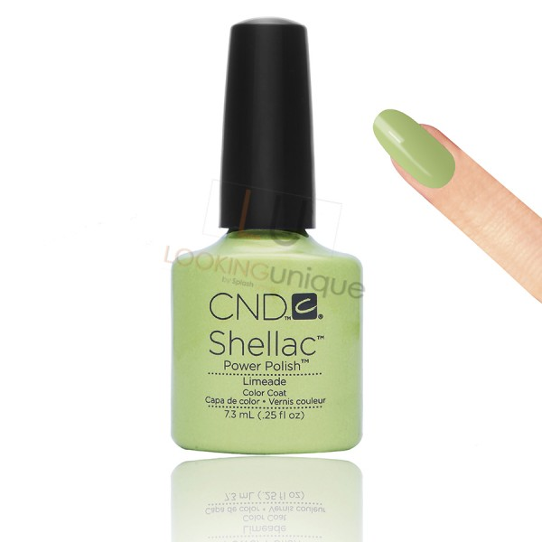 CND Shellac - Limeade - Gel Nail polish 7.3ml