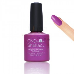 CND Shellac - Magenta Mischief - Gel Nail polish 7.3ml