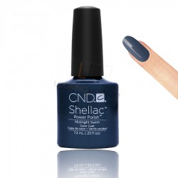 CND Shellac - Midnight Swim - Gel Nail polish 7.3ml