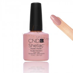 CND Shellac - Nude Knickers - Gel Nail polish 7.3ml