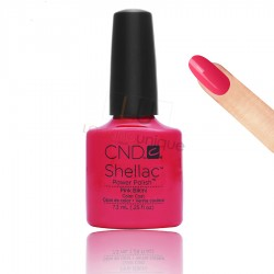 CND Shellac - Pink Bikini - Gel Nail polish 7.3ml