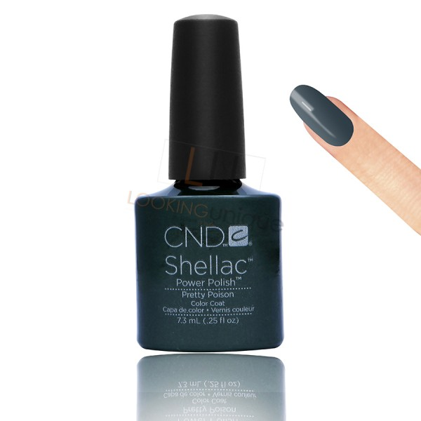 CND Shellac - Pretty Poison - Gel Nail polish 7.3ml