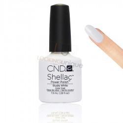 CND Shellac - Studio White - Gel Nail polish 7.3ml