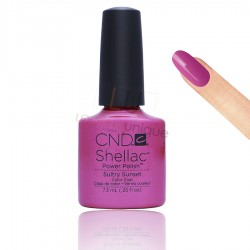 CND Shellac - Sultry Sunset - Gel Nail polish 7.3ml