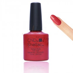 CND Shellac - Tartan Punk - Gel Nail polish 7.3ml