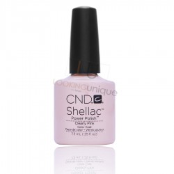 CND Shellac - Clearly Pink - Gel Nail polish 7.3ml