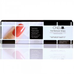 CND Foil Remover Wraps 250 PACK for removal of CND Shellac or Vinylux