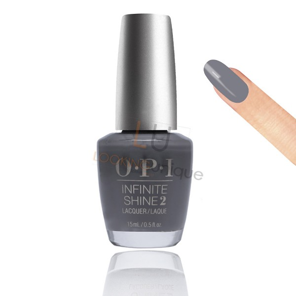 OPI Steel Waters Run Deep - Infinite Shine Lacquer 15ml