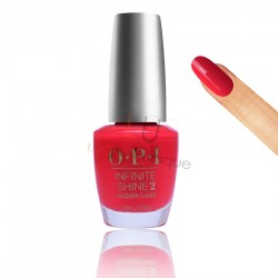 OPI Unrepentantly Red - Infinite Shine Lacquer 15ml