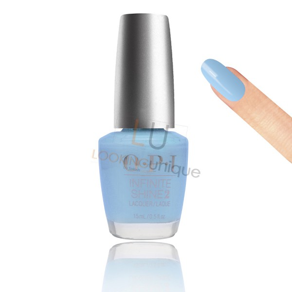 OPI To Infinity & Blue-yond - Infinite Shine Lacquer 15ml