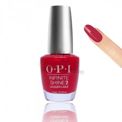 OPI Unequivocally Crimson - Infinite Shine Lacquer 15ml