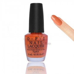 Opi Hot And Spicy Nail Lacquer 15ml