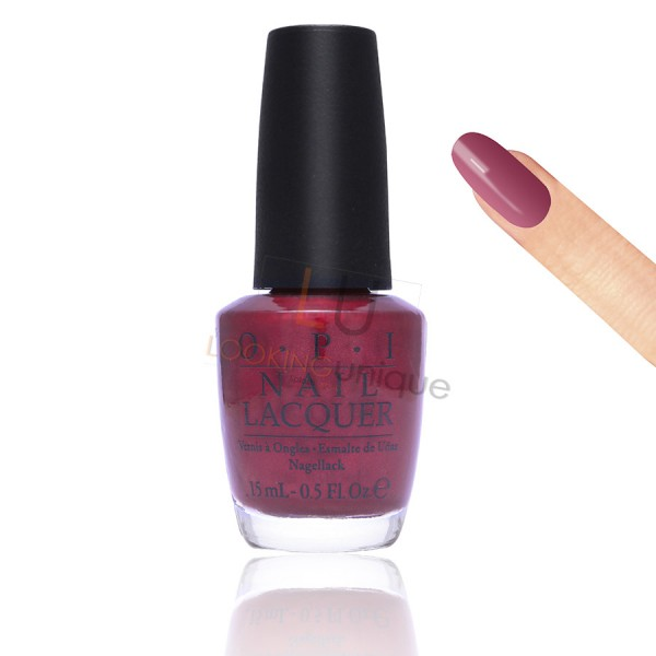 Opi I'm Not Really A Waitress Nail Lacquer 15ml