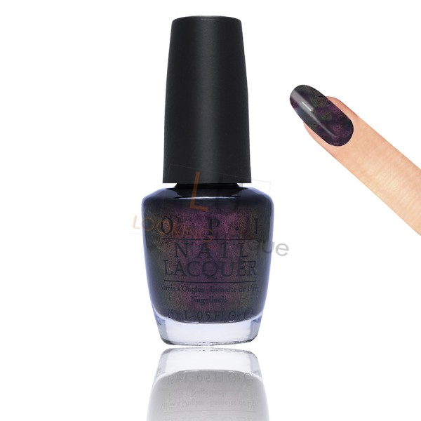 Opi Muir Muir On The Wall Nail Lacquer 15ml
