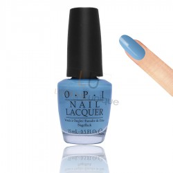Opi No Room For The Blues Nail Lacquer 15ml