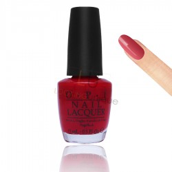 Opi Red Nail Lacquer 15ml
