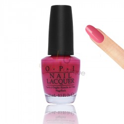 Opi Strawberry Margarita Nail Lacquer 15ml