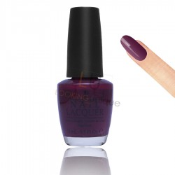 Opi Black Cherry Chutney Nail Lacquer 15ml
